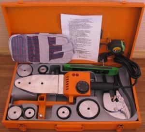 Комплект сварочного оборудования для полипропиленовых труб и фитингов диаметром 20-63