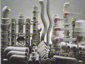 Полипропиленовые трубы производства Чехии