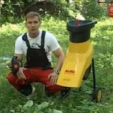 Обзор садовых измельчителей