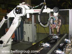 Промышленные роботы Kawasaki. Промышленные роботы Fanuc. лучшие роботы у нас