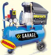 Поршневой компрессор Garage PK24.F185/1.1