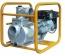Бензиновая мотопомпа для грязной воды TH 45EX