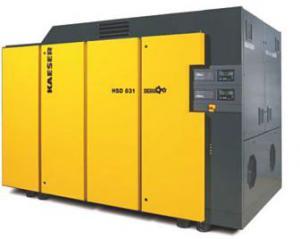 Преимущества новой конструкции винтового компрессора KAESER серии HSD