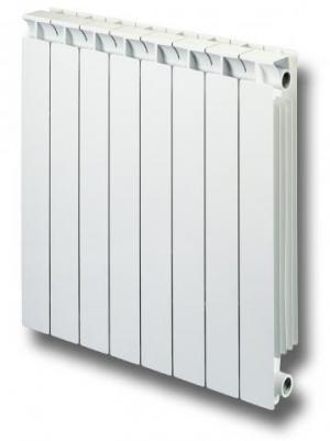 Продажа алюминиевых и биметаллических радиаторов
