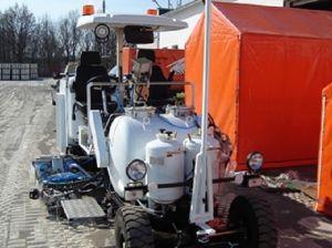 Машина дорожной разметки Kontur 650 ХПЭ