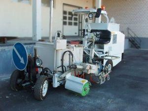 Машина дорожной разметки Kontur 700ТП