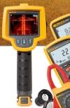 Акция от Fluke: При покупке Ti32 или TiR32 Dы автоматически получаете бесплатно Лазерный дальномер Fluke 424D.
