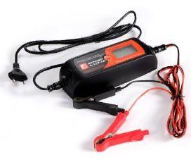 INCHARGER 6-12V-4А –  инверторное 6/12В зарядное устройство  с жидкокристаллическим дисплеем от BESTWELD