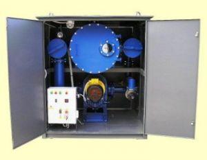 Установки ИНЕЙ и блоки БПР и БВ для обработки твердой изоляции силовых трансформаторов