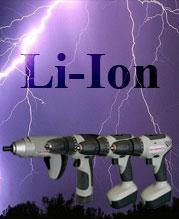 Преимущества Li -ion технологии от бренда Interskol -