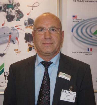 Интервью с Виктором Тренкенчуком, директором по экспорту в Восточной Европе, DURH TECHNIK (Германия) -