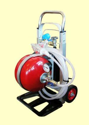 Устройства доливки вводов дегазированным маслом ПДВ-8 У1, ПДВ-12 У1, ПДВ-19 У1, ПДВ-25 У1, ПДВ-40 У1