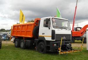 Поливомоечная машина МКДС-37