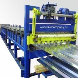 Производство профилегибочного оборудования