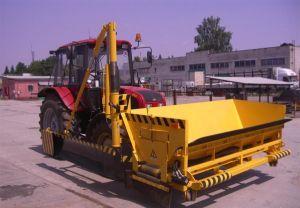 Оборудование навесное для устройства и укрепления обочин