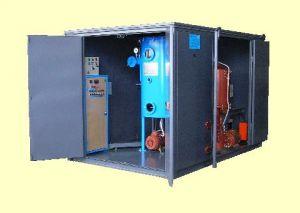 Комплексные установки для обработки трансформаторного масла и изоляции трансформаторов