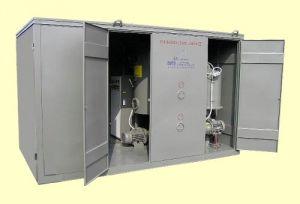 Установки для дегазации, азотирования, сушки, нагрева и фильтрации трансформаторных масел