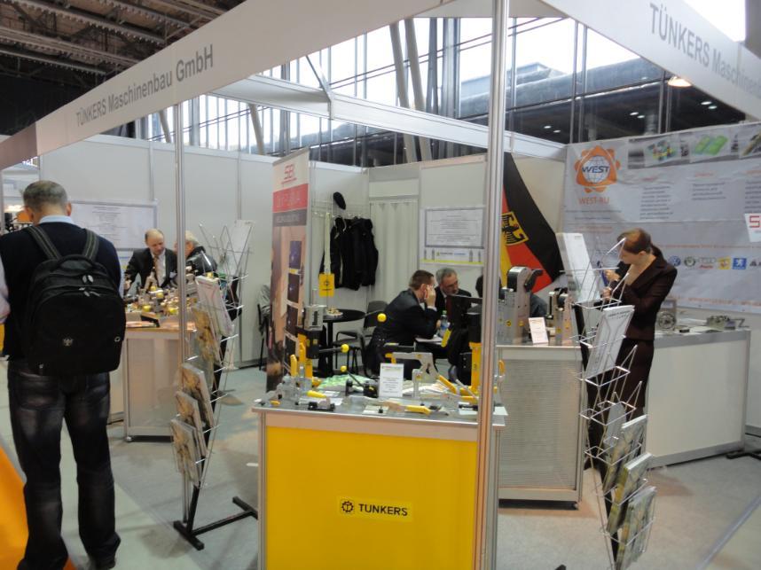 фоторепортаж с выставки велдекс 2011 бруса Каркасные дома