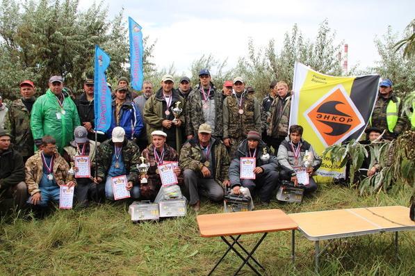 воронежское общество рыболовов